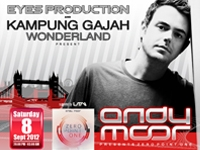Party with Andy Moor