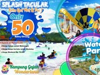 ticket waterboom